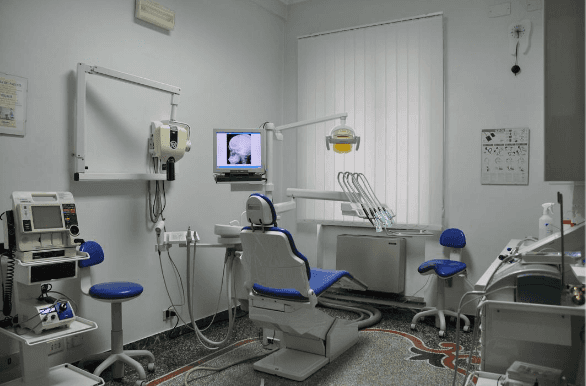 Dentista Bardoneschi Genova - Studio3