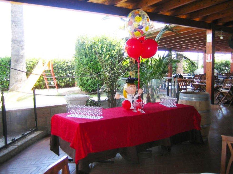 Location per feste di laurea in provincia di Cagliari