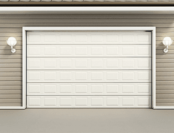 elegant colour white garage door that last in a lifetime in gold coast