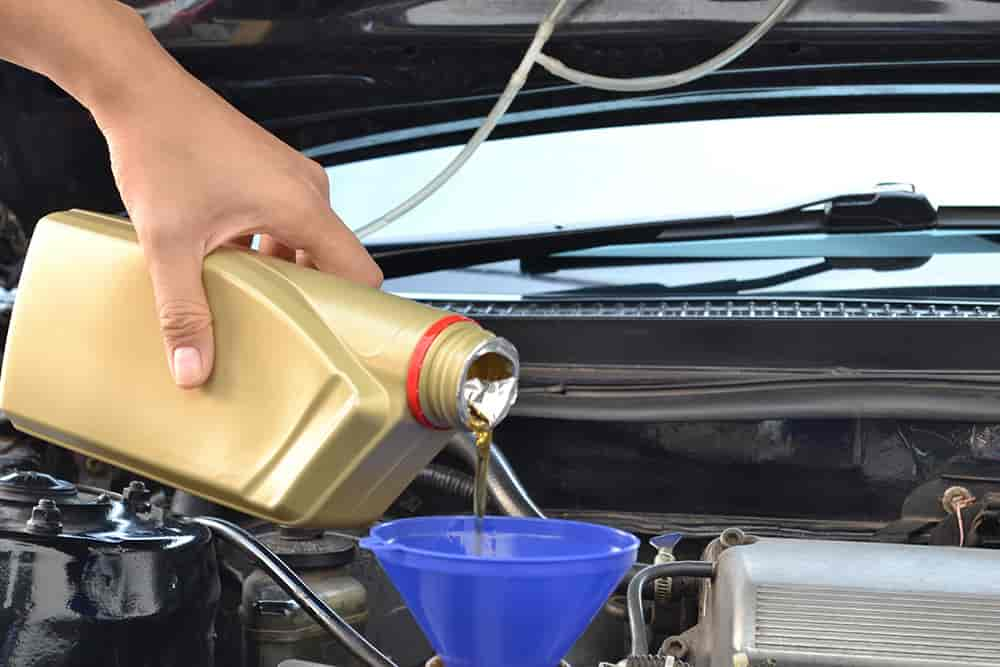 Professional providing high quality automotive lubricant solution
