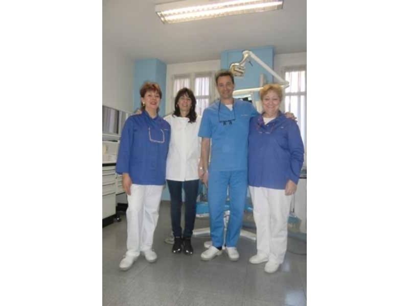 equipe dentisti