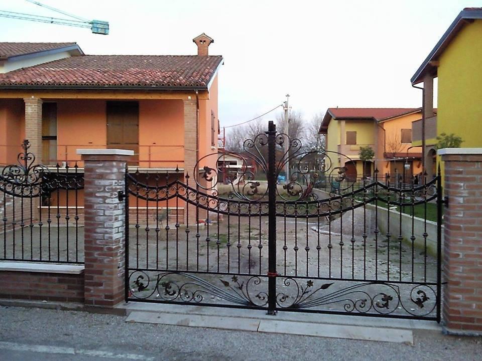 Cancello porta ingresso cool amazing cancelli e - Cancello porta ingresso ...