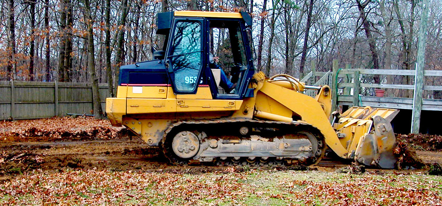 Premier land clearing service in Kannapolis, NC