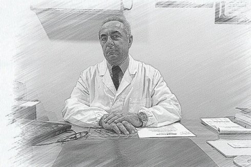 Medico specialista in radiologia