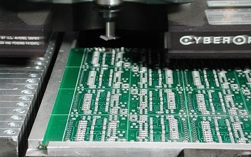 produzione schede elettroniche