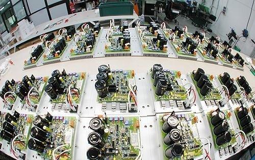 realizzazione di schede elettroniche