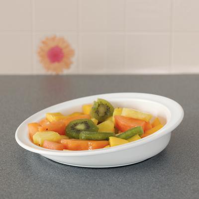 scoop plate