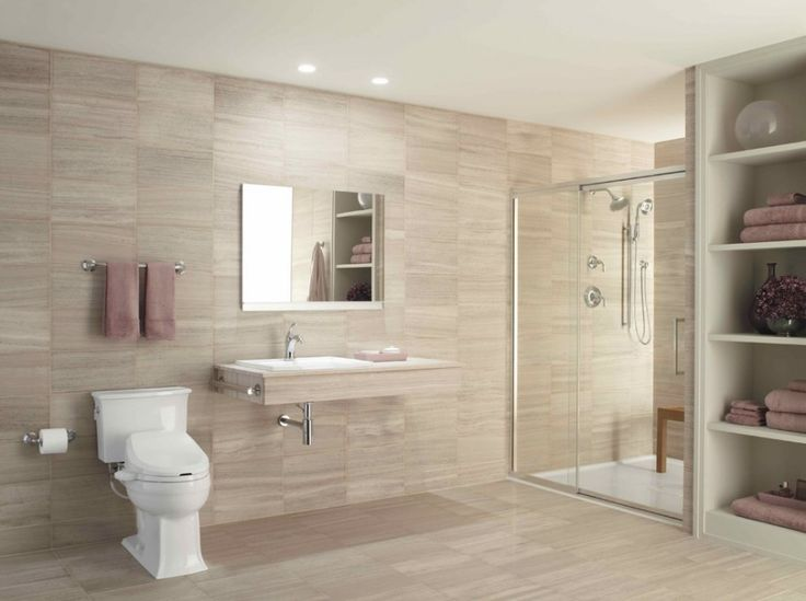Disabled bathroom & wet room design & installation service