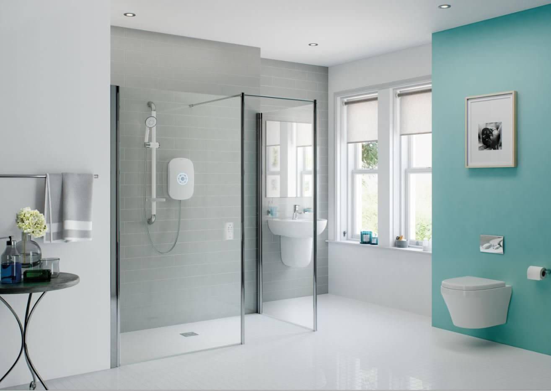 Disabled bathroom design & installation in Liverpool