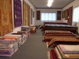 esposizione tappeti