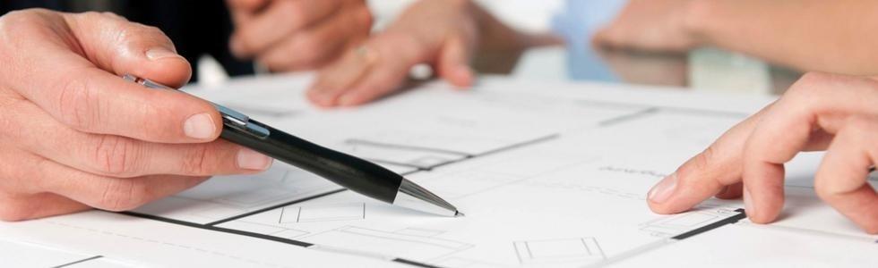Consulenti immobiliari in riunione