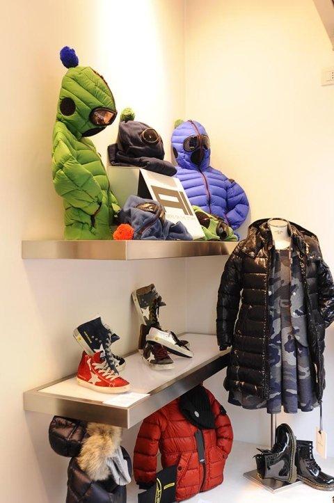 Abbigliamento e calzature per bambini