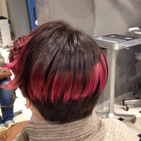 tinta capelli donna
