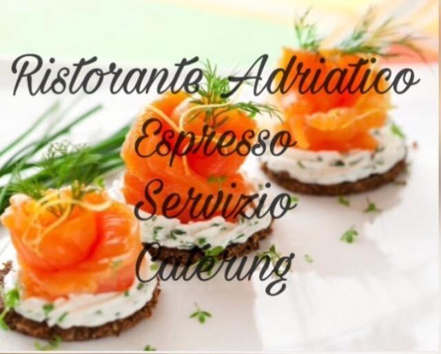 Servizio Catering - Ristorante Adriatico Espresso