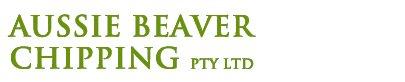 aussie beaver branding logo