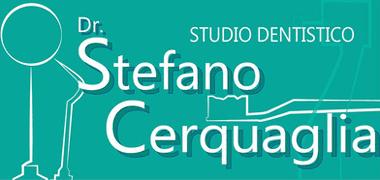 STUDIO DENTISTICO DR. CERQUAGLIA STEFANO - LOGO