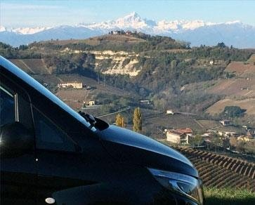 Car hire for food and wine tours