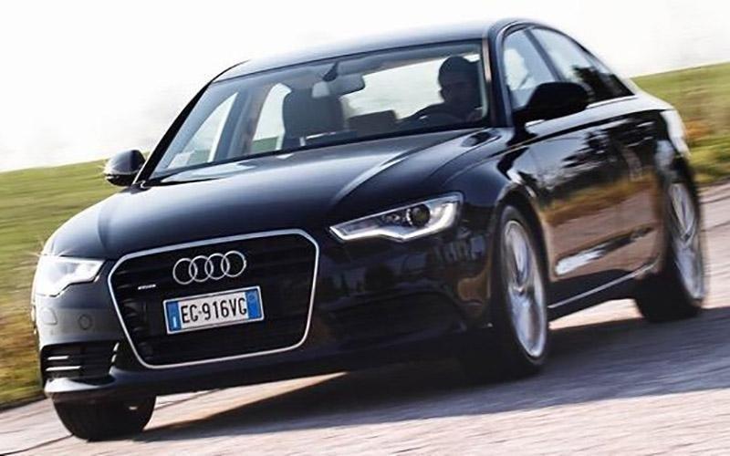 nolo autovetture Audi