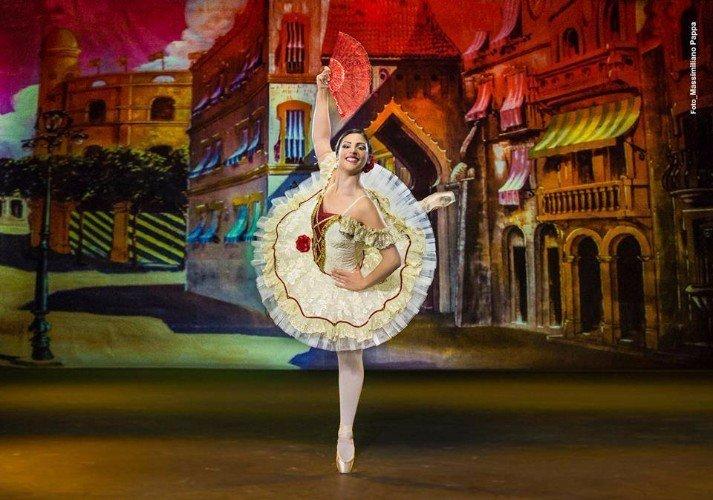 ballerina spagnola
