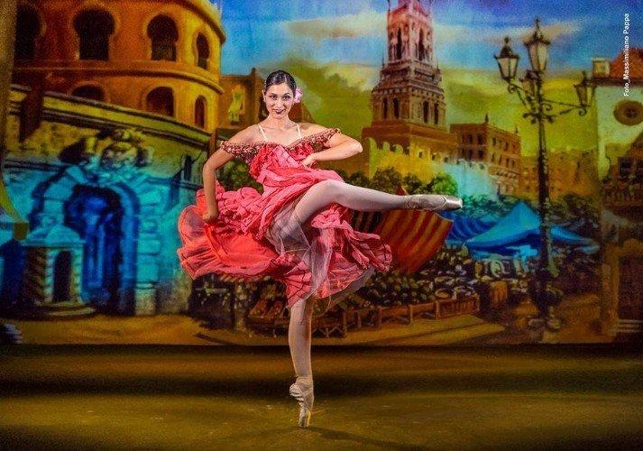 ballerino Fiammingo di danza classica