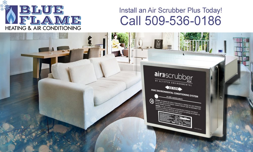 Air Scrubber Plus Reviews Blue Flame Heating Amp Air