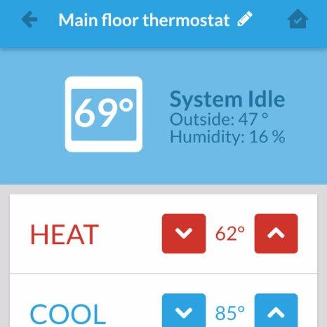 Nexia Home Automation - Blue Flame Heating & A/C