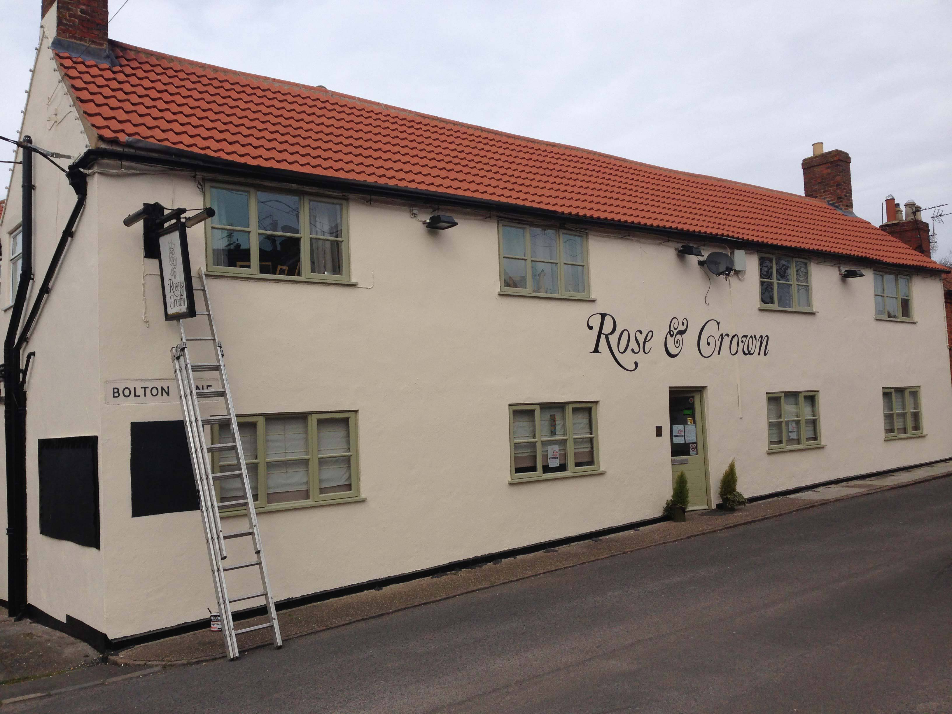 House painted by experts in Grantham, NG