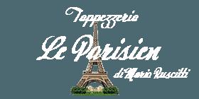 TAPPEZZERIA LE PARISIEN - LOGO
