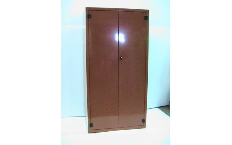 armadio metallico esterno