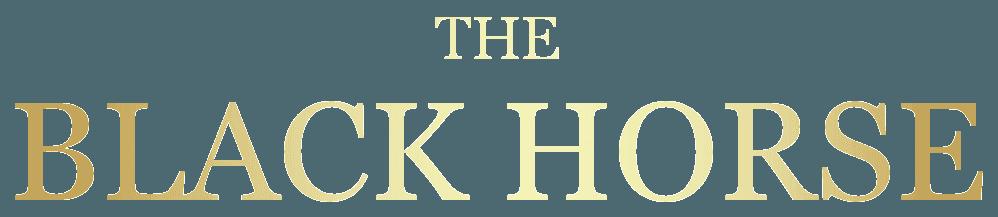The Black Horse  logo