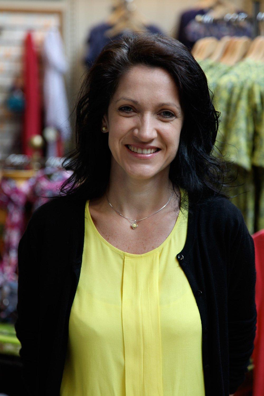 Agnieszka Sitarek ladies wear buyer and Manager