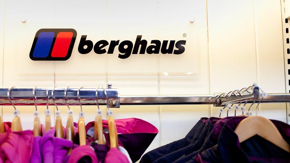 Berghaus clothing line