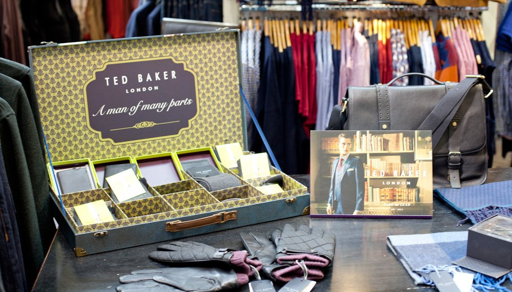 Ted Baker Menswear