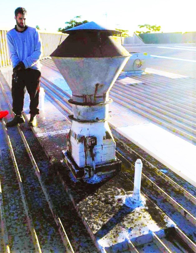 Slide Title & Canopy Cleaning | Newcastle | A1 Flue u0026 Canopy Services Pty Ltd