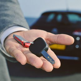 Car key programming