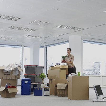 Office packing