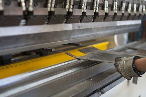 brake press folding