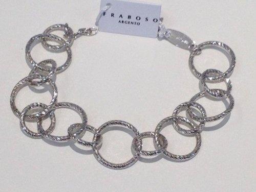 collana a marchio FRABOSO argento