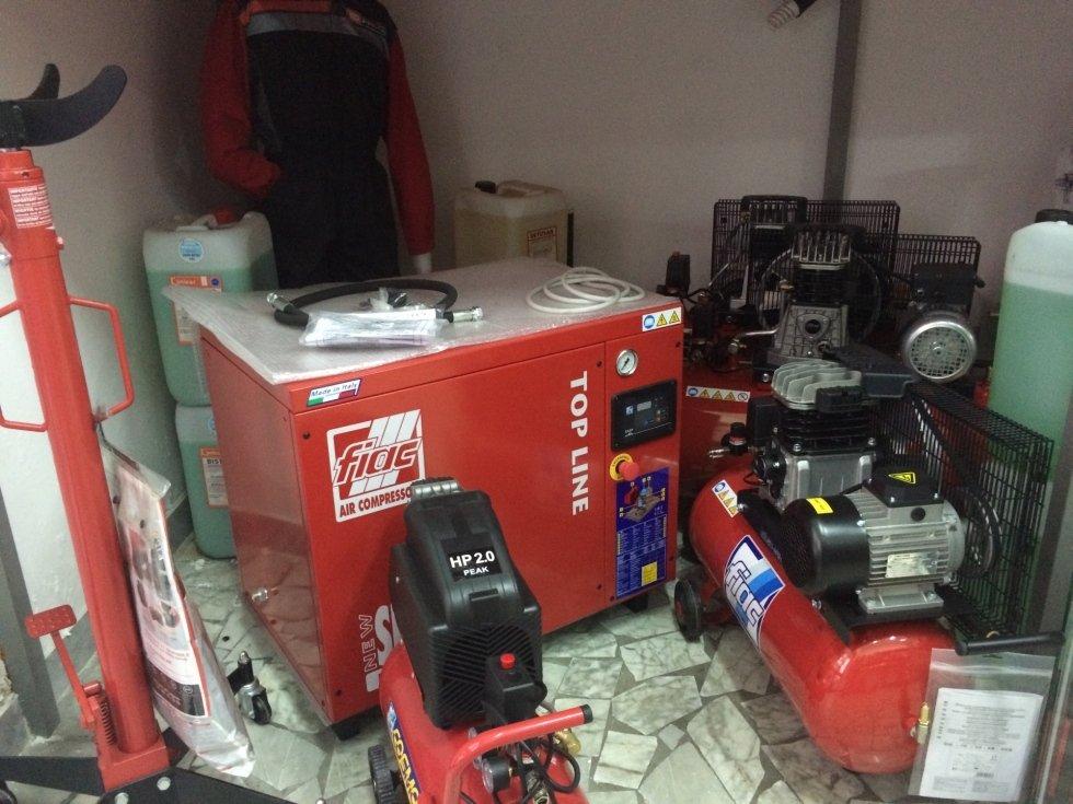 Compressori multimarca