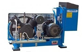 Compressori ad alta pressione su basamento