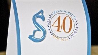 splendor sud anniversario 40 anni