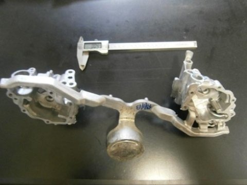 stampaggio componenti metalliche