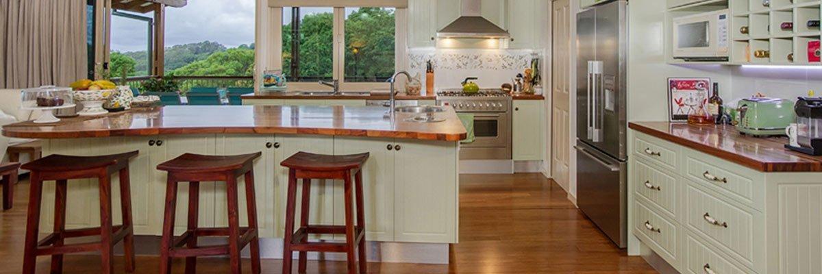 currumbin cabinets kitchen interior with modern design