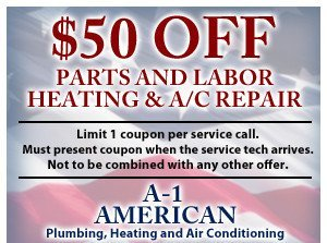 $50 off heating and a/c coupon