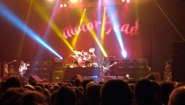 Motorhead concert