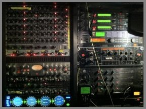 Audiotechnik cabinet system