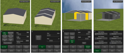 User friendly Shed App