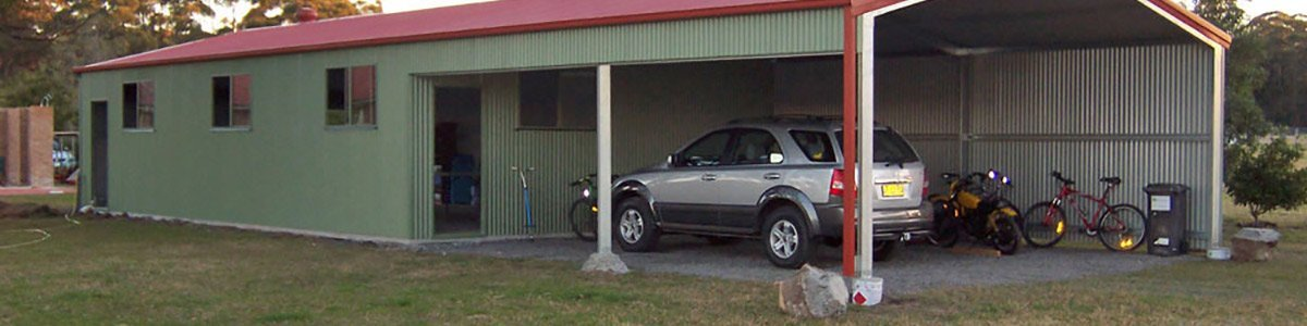 Perfect Custom Barns in Sunshine Coast