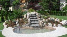 stella alpina, spiazzo, fontane