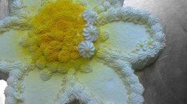 torta con panna montata